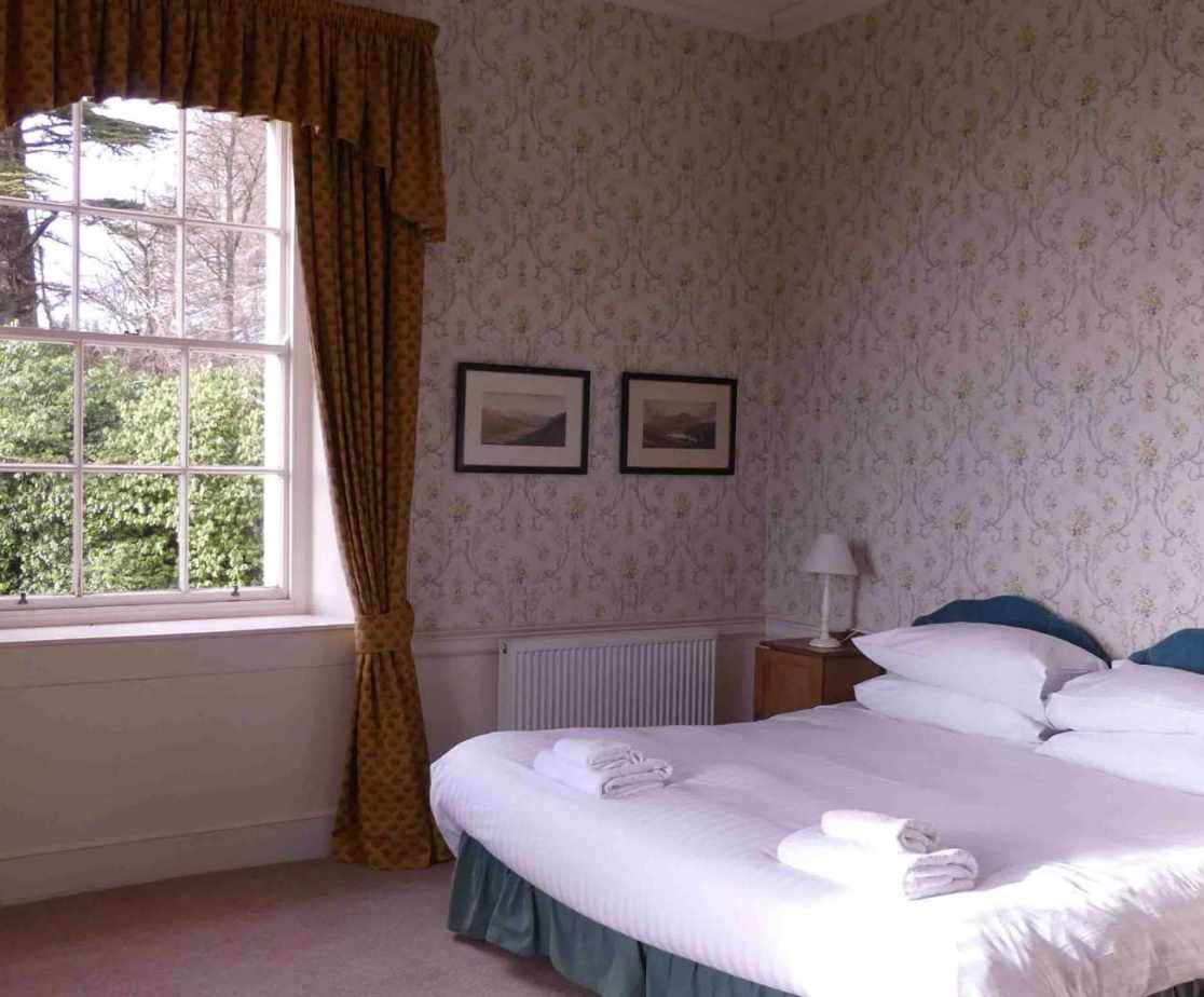 All bedrooms offer comfortable accommodation