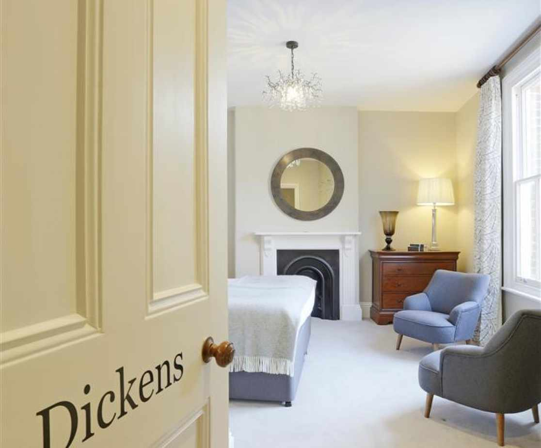 Dickens Suite - View 1